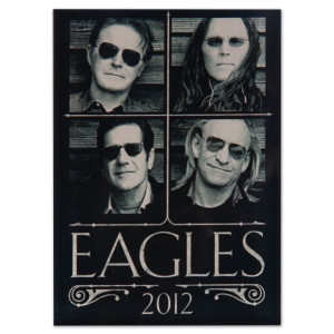 Eagles 2012 tour
