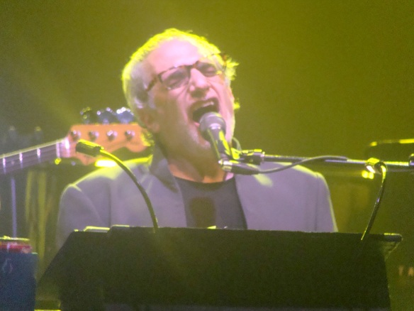 Donald Fagen of Steely Dan