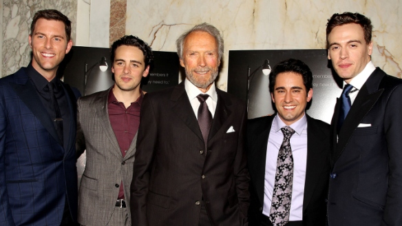 The movie version of the band with Clint Eastwood (director)