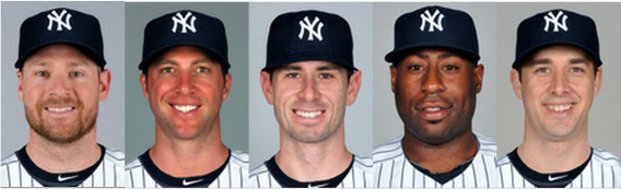 Yankees July additions