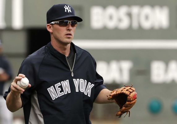Stephen Drew - a surprising signing and not just because he's come over from the Red Sox