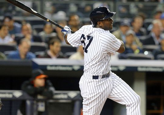 Jose Pirela - second base and designated hitter