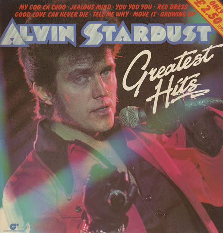 Alvin - Greatest Hits