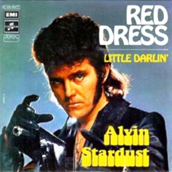 Alvin - Red Dress