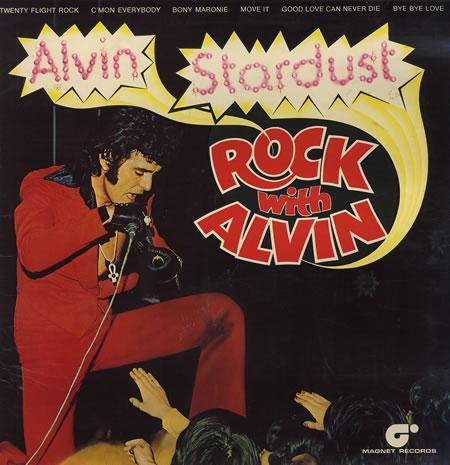 Alvin - Rock with Alvin