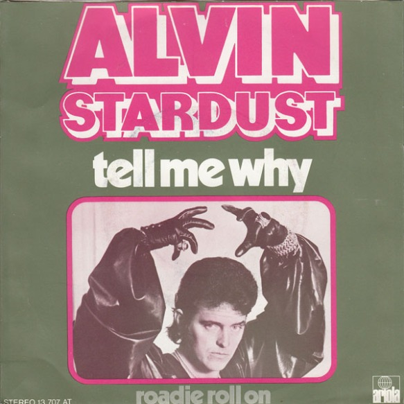 Alvin - Tell Me Why