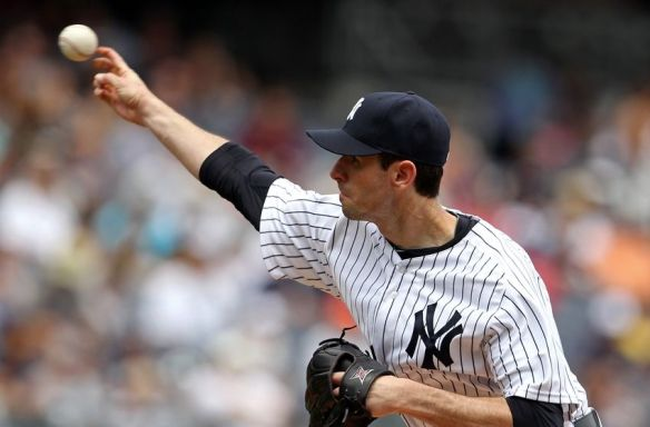 Brandon McCarthy - a Diamond(back) in the rough for the Yankees