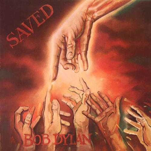 "Dylan's ""Saved"" album features ""Saving Grace"""