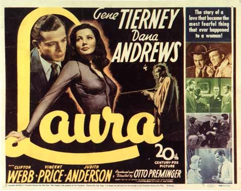 Preminger directed Laura