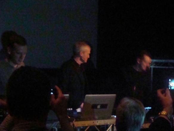 Karborn, John Foxx, Steve D'Agostino