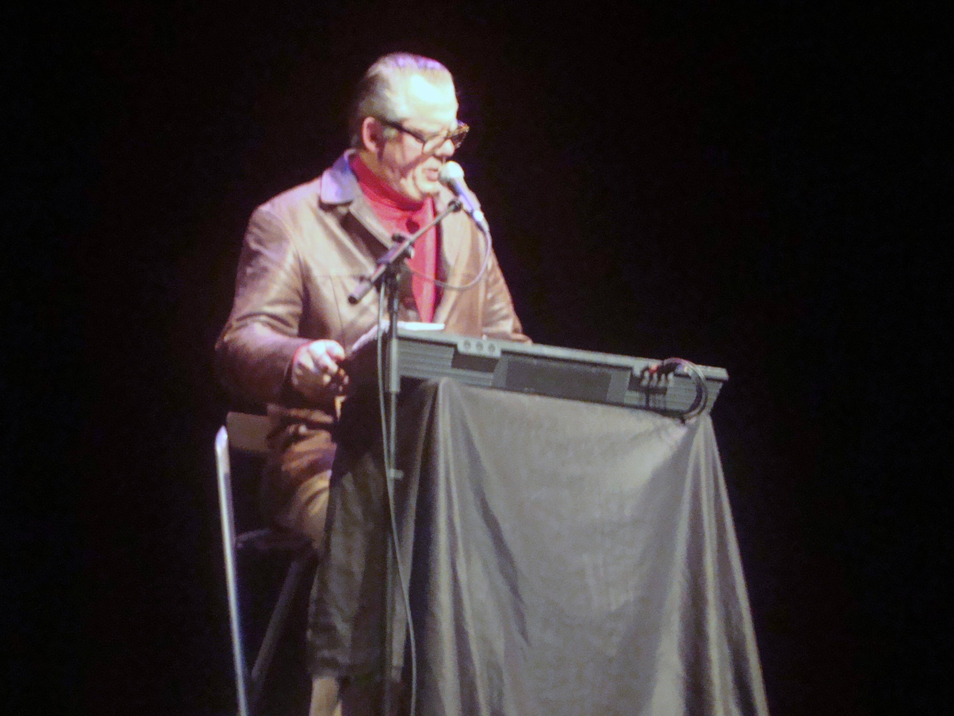 John Shuttleworth - Y Reg