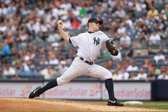 David Robertson - He was the closer, now he's gone