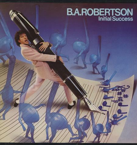 B.A. Robertson - Bang! Bang! indeed