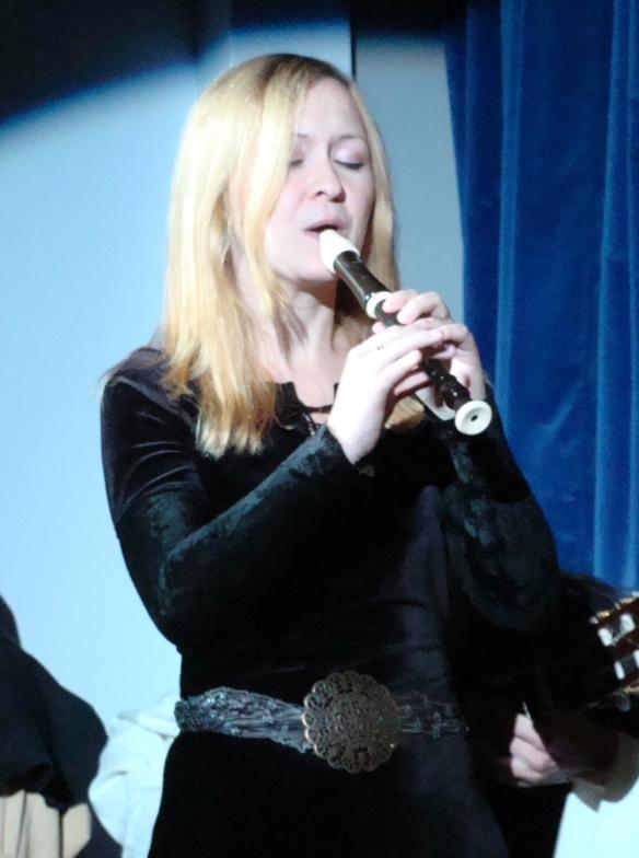 Pavlina Bastlova - Perkelt (Woodwinds)