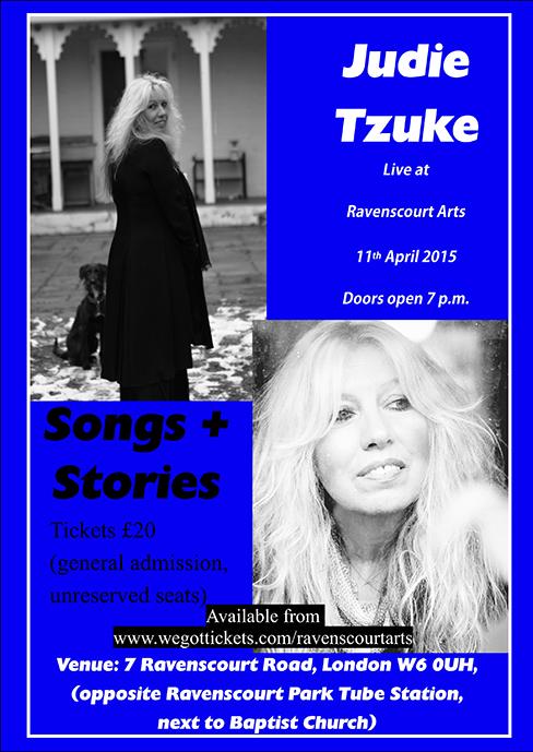 Judie Tzuke 3