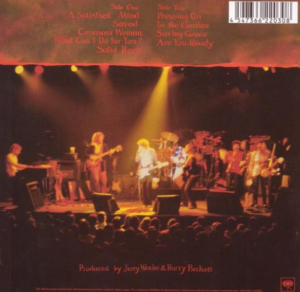 Bob Dylan - Saved 4
