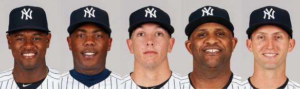March April pitchers