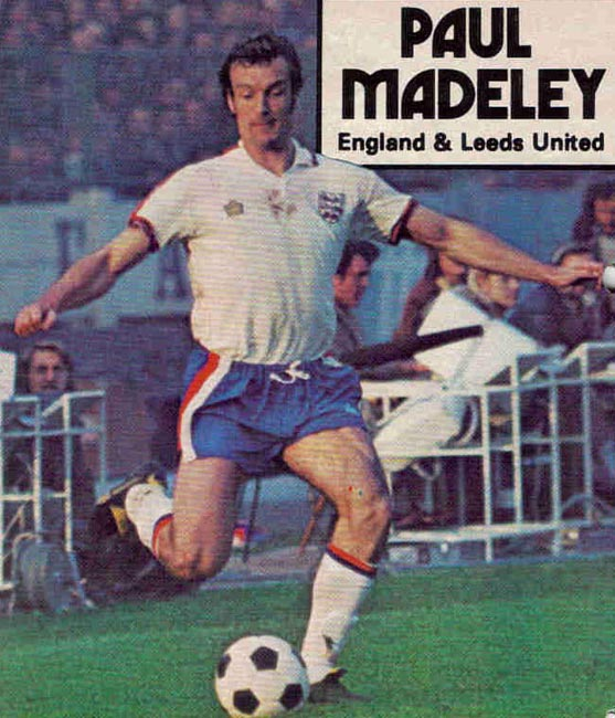 Madeley Paul